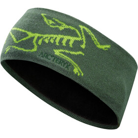 Arc'teryx Bird Head Band Shorepine/Titanite